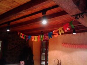 Celebrar el cumpleaños